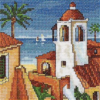 Siesta II Counted Cross Stitch Kit-5