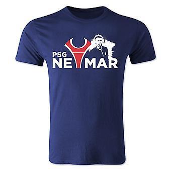 Neymar Psg T-shirt (Navy)