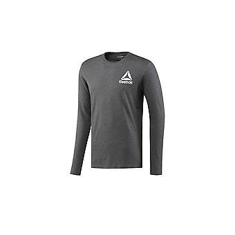 Reebok Americana LS BR5693 universal all year men t-shirt