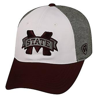 Mississippi State Bulldogs NCAA TOW Hustle Stretch Fitted Hat