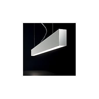 Club-weiße Led Pendelleuchte - Ideal Lux 138008
