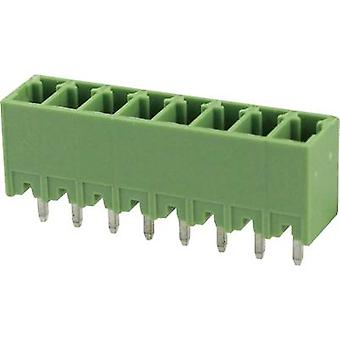 Socket enclosure - PCB Total number of pins 3 Degson 15EDGVC-3.5-03P-14-00AH Contact spacing: 3.5 mm 1 pc(s)
