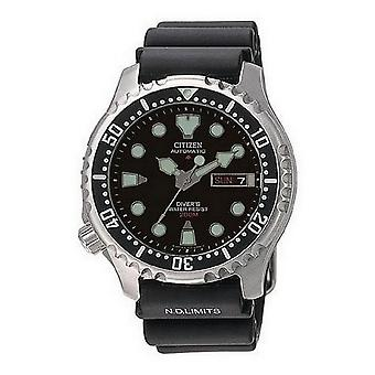 Citizen mens watch ProMaster diver's watch NY0040-09EE automatic