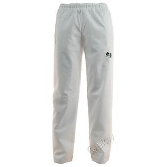 ボウリング 5XL 防水ズボン サイズ小ホワイトします。