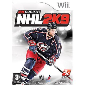 NHL 2K 9 (Wii)