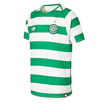 2018-2019 Celtic Home Football Shirt (Kids)
