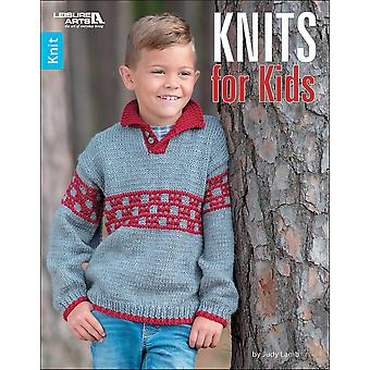 Leisure Arts-Knits For Kids
