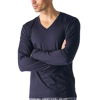 Mey Men 46520 Men's Dry Cotton Solid Colour Long Sleeve Top
