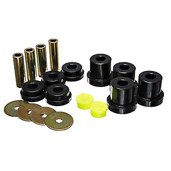 Energy Suspension 8.4108G Rear Sub Frame Bushing Set for TC