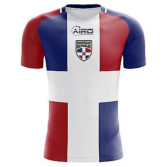 2018-2019 Dominican Republic Home Concept Football Shirt