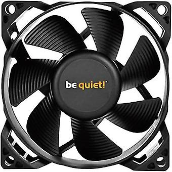 BeQuiet Pure Wings 2 PC fan Black (W x H x D) 80 x 80 x 25 mm