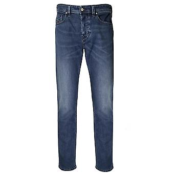 Diesel Diesel Regular Straight Larkee Blue Rinse Jean