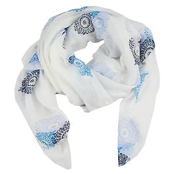 s.Oliver kvinnor scarf halsduk trasa 39.605.91.8504-59A1