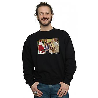 Friends Men's The Holiday Armadillo Sweatshirt