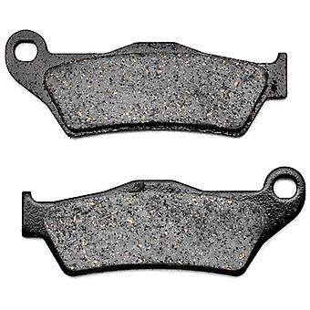 KMG 1992-1993 KTM DXC EXC EGS 125 Brembo Calipers Front Non-Metallic Organic NAO Disc Brake Pads