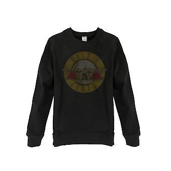 Amplified Guns n Roses Drum Men's Sweatshirt