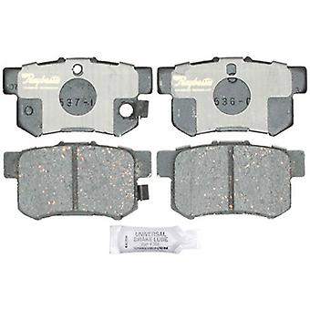 Raybestos ATD537C avancée technologie Ceramic Disc Brake Pad Set