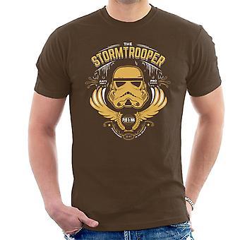 T-shirt Stormtrooper Pub e Inn masculino original