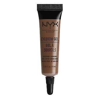 NYX Prof. MAKEUP Eyebrow Gel-Chocolate