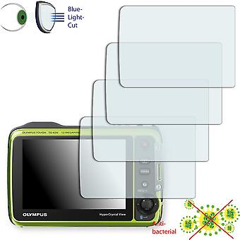 Olympus TG-620 screen protector - Disagu ClearScreen protector