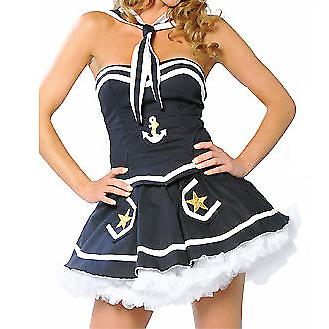 Waooh 69 - Female Sailor Suit Mellina