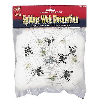 Spider Web Dekoration.