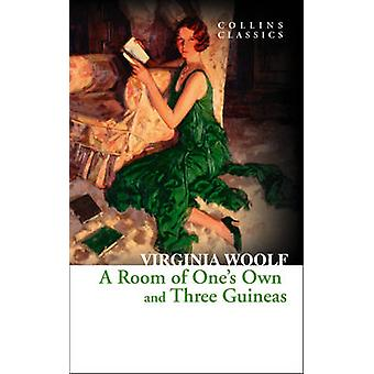A Room of One's Own and Three Guineas by Virginia Woolf - 97800075580
