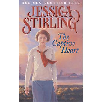 The Captive Heart par Jessica Stirling - livre 9780340818527