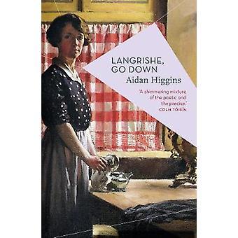 Langrishe - Go Down by Aidan Higgins - 9781786695208 Book