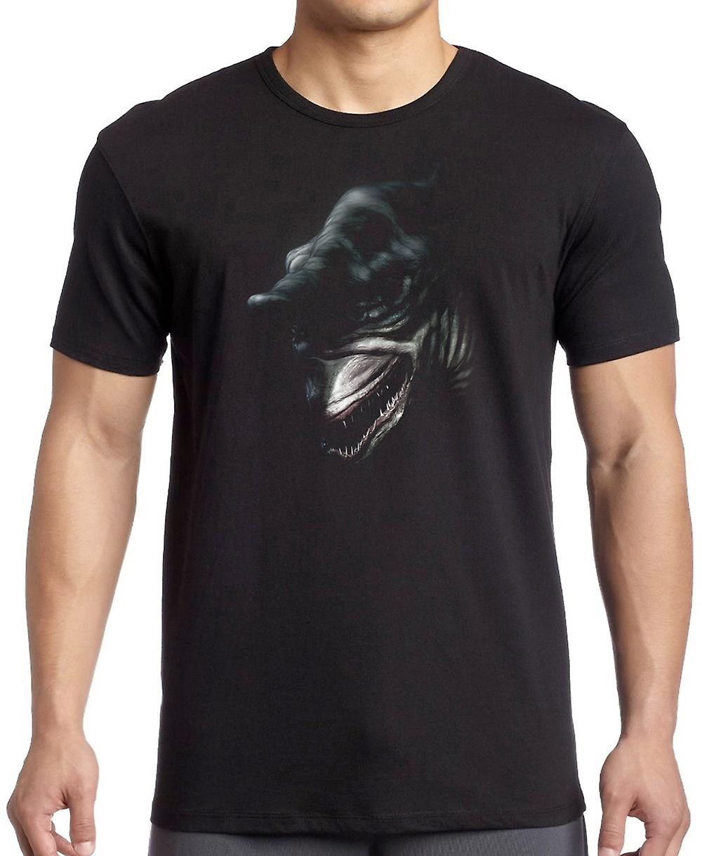 Goblin Shark Portrait Damen T Shirt