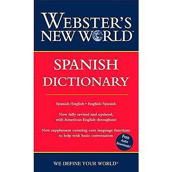 Webster's New World Spanish Dictionary - Spanish/English English/Spani
