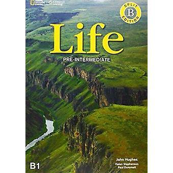 Livet pre-Intermediate - B - Combo Split av Heinle - 9781285758909 bok