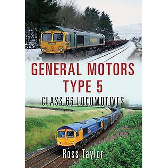 General Motors typu 5 - lokomotyw Class 66 przez Ross Taylor - 97814456
