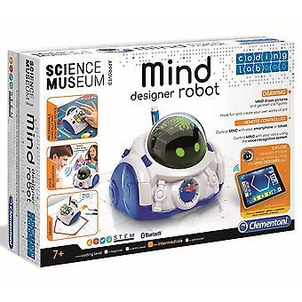 Progettazione Robot mente Clementoni
