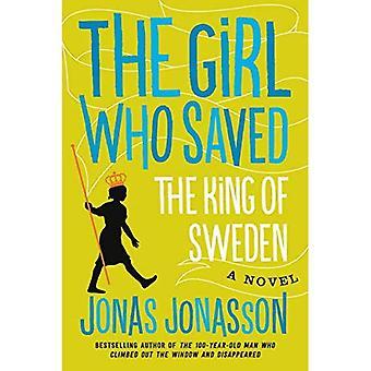 Het meisje die gered van de koning van Zweden