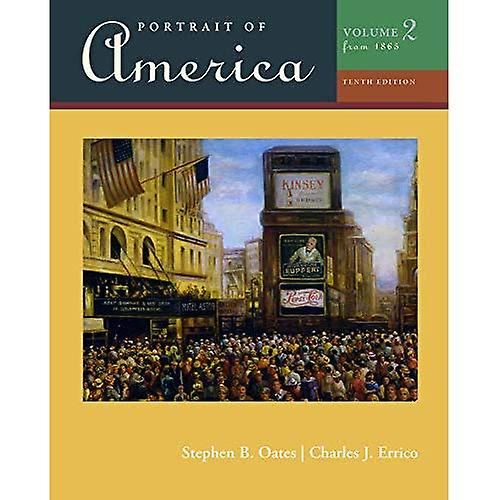 Portrait of America  From Reconstruction to Present