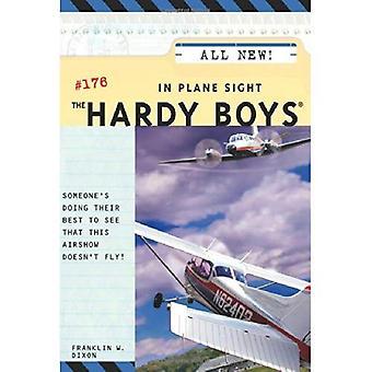 En vue de l'avion (The Hardy boys)
