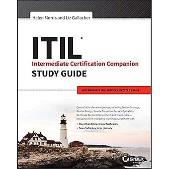 Guida di studio ITIL certificazione intermedie Companion: ITIL intermedio Service Lifecycle esami