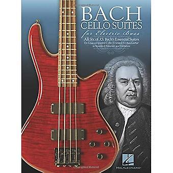 Cello Suites de Bach para bajo eléctrico