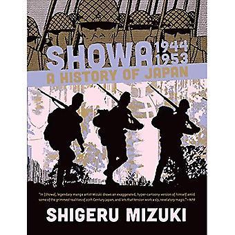 Showa 1944-1953: en historia av Japan (Showa: en historia av Japan)