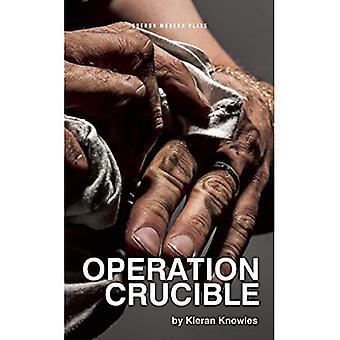 Operation Crucible (Oberon Modern Plays)