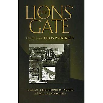 The Lions Gate: Selected Poems of Titos Patrikios