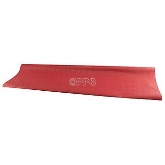 Banqueting Paper Party Roll Damask Red 8mx118cm Wedding Christmas Table Cover