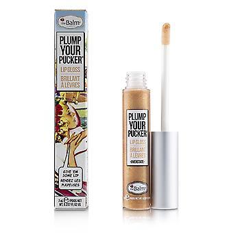 Thebalm Plum Your Pucker Lip Gloss - # Overstate - 7ml/0.237oz