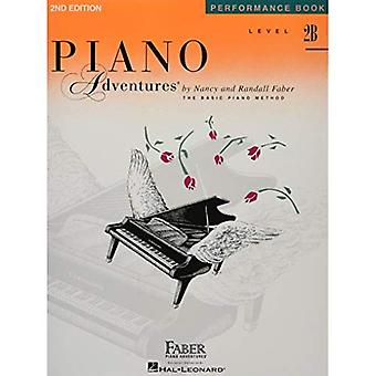 Piano Adventures, Level 2B, Performance Book