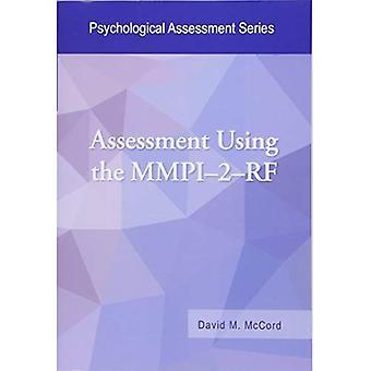 Bewertung mithilfe der MMPI-2-RF (psychologische Diagnostik-Serie)