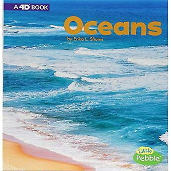 Oceans: A 4D Book (Bodies of Water)