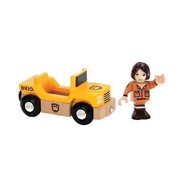 BRIO Safari Explorer Jeep 33723