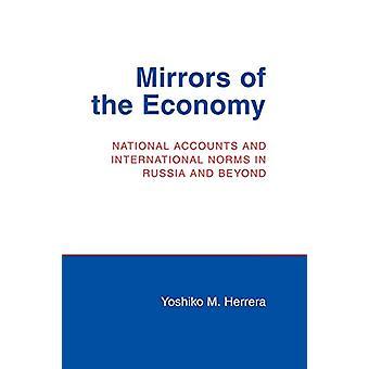 Spejle af økonomi - nationale regnskaber og internationale normer i