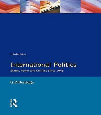 International Politics by Berridge & Geoff